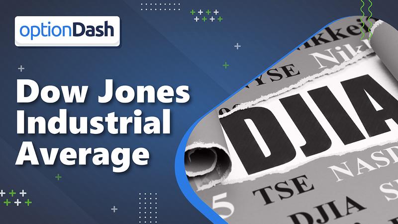 optionDash Dow Jones Industrial Average
